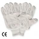 Manusi de protectie Marvel Dunlin, din fibre bumbac, marimea 10
