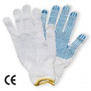 Manusi de protectie Marvel Rdzn600, din fibre mixte +  pvc, marimea 10