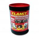 Pastile pentru aprins focul Flamit, fibre lemnoase si ceara, 100 buc