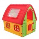 Casuta copii, din plastic, interior / exterior, 123.5 x 103.5 x 121.5 cm