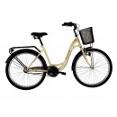 "Bicicleta dama City Shimano 26, 26"" x 36 H + cos depozitare"