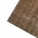 Plasa protectie vizuala Privatex, polietilena, maro, 1.5 x 3 m