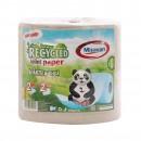 Hartie igienica Misavan Mini Jumbo, 2 straturi, natur, 2 role