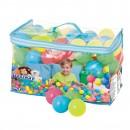 Minge colorata Bestway Splash7play 52027, D 6.5 cm, set 100 bucati