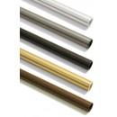 Bara galerie Alabama, metal, 20 mm, 250 cm, auriu mat 11732