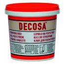Adeziv pentru placi si profile decorative din polistiren, interior, Decosa, alb, 1 kg
