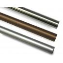 Bara galerie Dance, metal, 20 mm, 160 cm, bronz 15-0036