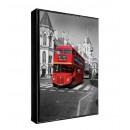Tablou decor Canbox CB00502, inramat, panza canvas + rama MDF, stil modern, 60 x 90 cm