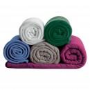 Patura fleece 200x150 cm diverse culori