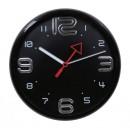 Ceas perete P1202B3.B, analog, rotund, din plastic, diametru 31.5 cm