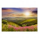 Tablou dualview DTB7279, Daydream, canvas + lemn de brad, stil peisaj, 60 x 90 cm