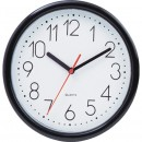 Ceas perete DL017, analog, rotund, din plastic, diametru 25.4 cm
