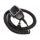 Microfon TTi AMC-5011, cu 4 pini, 80 x 45 x 32 mm, negru