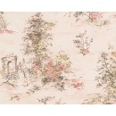 Tapet vlies, model floral, AS Creation Romantica 3 304292 10 x 0.53 m