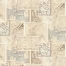 Tapet vlies AS Creation Mystique 958313 10 x 1.06 m