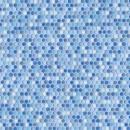 Tapet vinil Ceramics Hexagon blau 0164-270 20 x 0.675 m