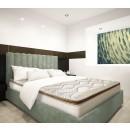 Saltea pat Bedora Intense Memory, 160 x 200 cm, cu arcuri individuale + topper memory