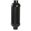 Burlan radiator cu stut Fi 120 mm