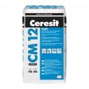Adeziv flexibil Ceresit CM 12 gri 25 kg