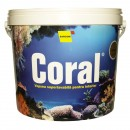Vopsea superlavabila interior, Coral, alba, 8.5 L