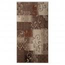 Covor living / dormitor Carpeta Delta 87031-43255 polipropilena heat-set dreptunghiular bej 200 x 300 cm