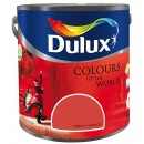 Vopsea latex interior, Dulux, fierry flamenco, 5 L