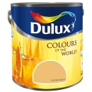 Vopsea latex interior, Dulux, ceylon gold, 5 L