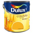 Vopsea latex interior, Dulux, tumeric root, 5 L