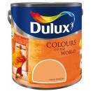 Vopsea latex interior, Dulux, dried apricot, 5 L