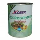 Ecolasure extra kober stejar inchis 0,75 l
