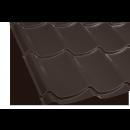 Tigla metalica Etalon brun 2830x1180 mm