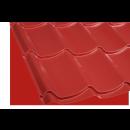 Tigla metalica Etalon rosu bordo 2830x1180 mm