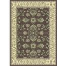Covor living / dormitor Oriental Weavers Ferrera N 1732/EC9 polipropilena dreptunghiular maro 60 x 120 cm