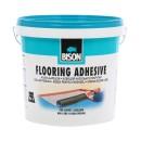 Adeziv pentru mocheta si linoleum, Bison Flooring, 12 kg, maro deschis