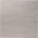 Gresie exterior / interior portelanata rectificata Willow ivory, lucioasa, 59.5 x 59.5 cm