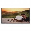 Covoras bucatarie Davo Pro 33022 Coffee Sun naylon dreptunghiular 67 x 120 cm