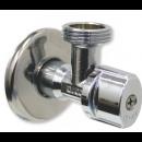 Robinet pentru masina de spalat, Arco, 728MNB, L-85, alama, D 1/2 x 3/4 inch
