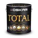 Vopsea superlavabila Oskar Total 5L