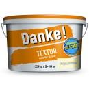 Tencuiala decorativa Danke Textur crem luminos 25 kg