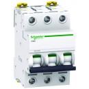 Intrerupator automat modular Schneider Electric iC60N A9F74325 3P 25A