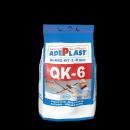 Chit de rosturi gresie si faianta Adeplast Quarz Kit QK - 6,  alb, interior / exterior, 5 kg