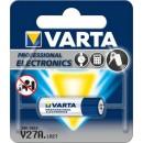 Baterie Varta Profesional V27, 12V, Primary Alkaline Manganese (ZN/MNO2)