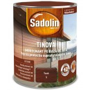 Impregnant pentru lemn Sadolin Tinova, tec, pe baza de apa, exterior, 0.75 L