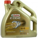 Ulei motor auto Castrol Edge turbo diesel, 5W-40, 4 L