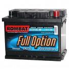 Baterie auto Rombat 62 AH