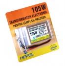 Transformator electronic de tensiune 230 / 12V Lohuis 105W