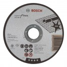 Disc debitare inox, Bosch Expert for Inox, 125 x 22.23 x 1.6 mm