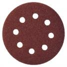 Disc abraziv cu autofixare, pentru lemn / metale, Klingspor PS 22 K 89489, 125 mm, granulatie 80