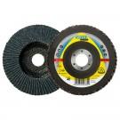 Disc lamelar frontal, pentru otel / inox, Klingspor SMT 926, 125 x 22.23 mm, granulatie 60