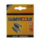 Capse tapiterie, 10 mm, Lumytools LT72101, set 1000 bucati